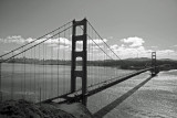 The Golden Gate in Sun