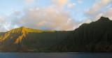 Kalalau at Sunset
