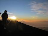 Sunset Haleakela