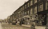 Marine Parade - Shops 1952