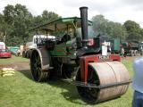 1909 Aveling & Porter Steam Roller