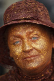goldface woman