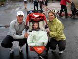 Nadine's First 5K Running Event