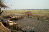 View from Kafunta River Lodge