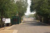 South Luangwa NP Mfuwe Gate