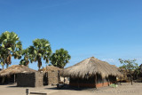 Village on Lake Albert