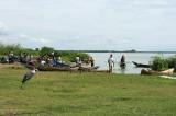 Village on Lake George