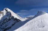 Mönch and Jungfraujoch