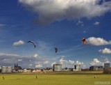 Kiting in The Netherlands