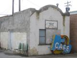 Le Café des Rêves Brisés - Café of Broken Dreams - American Falls IMG_1310