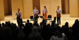 La Catrina Quartet - standing ovation _DSC4397.JPG