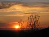 American Falls Reservoir Sunset from Pocatello IMG_1375.jpg