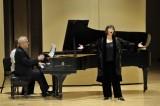 Joyce Guyer and Mark Neiwirth performing at the Jensen Grand Concert Hall Pocatello _DSC3667.JPG
