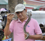 Man trying to make money from snake in front of wat po _DSC3384.jpg