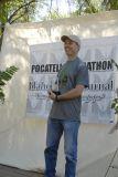 Dr. William (Will) Dowling of Philadelphia, PA at Pocatello Marathon Award Ceremony smallfile _DSC0592.JPG