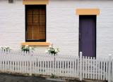 Hobart cottage front
