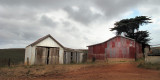 Farm sheds in Wynyard