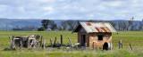 Brick hut in the Marsh lands ~