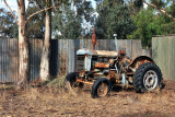 Old Fordson Tractor