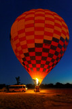 Ballooning in the Outback