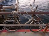 Bike on Wharf