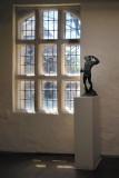 Art by the window