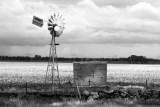 Windmill and water tank ~*