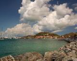 Marigot - Capital of St. Martin