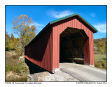 Foraker Covered Bridge
