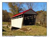 Skull Fork Covered Bridge