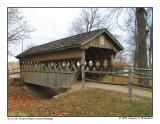 Weaver Park Covered Bridge