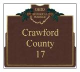 Crawford County Historical Markers