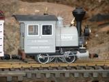 Daisy saddle tank engine