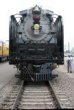 UP 844 Steam Engine