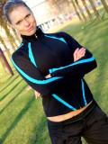 Fitness Model & Graphic Artist  Elise Eekhout