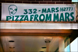 Pizza From Mars