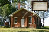 Beaver Run School House. Near Washingtonville, Pa.