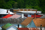 Roofs of Millheim Pa.