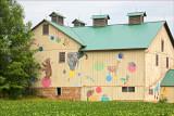Barn near Mainville, Pa.