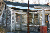 Abandoned Gas Station. Lopez, Pa.
