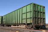 Detail Images:  Thrall 6000 Cubic Foot Woodchip Gondola (ex-BN, nee-NP)