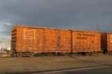 Detail Images: City Of Prineville 5077 CuFt Double-Door Boxcar