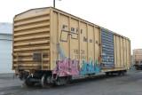 Detail Images: Railbox Pullman-Standard 5277 CuFt Boxcar