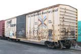 Detail Images: Railbox Berwick 5277 CuFt Boxcar