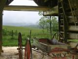 Cades Cove wagon