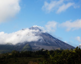Arenal volcano - day