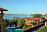 View from the room at Allegro Papagayo