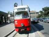 Streetcars of Vienna Austria