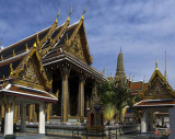 Chapel Royal of the Emerald Buddha Wat Phra Kaew (DTHB221)