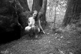 Lacey in Redwood Grove